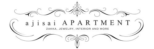宮崎市 雑貨屋 ajisai APARTMENT アジサイアパートメント